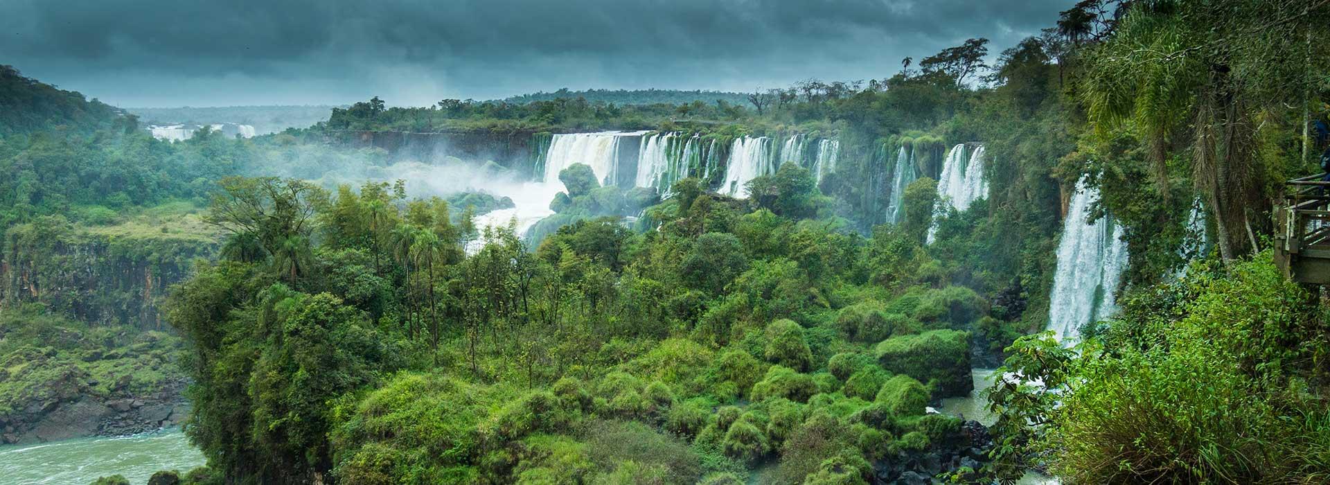 Iguazu Falls Tours