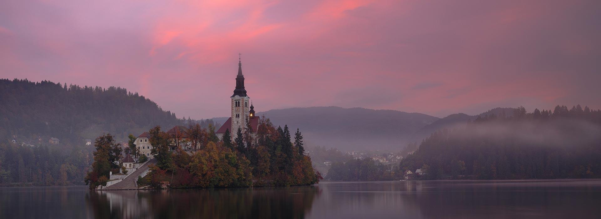 Slovenia Vacation