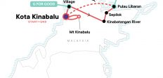 Highlights of Sabah & Mt Kinabalu