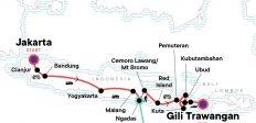 Indonesia Adventure: Java & Bali