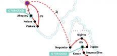 Discover Kerala & Sri Lanka: Islands & Ruins