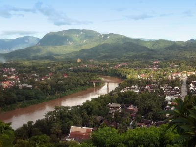 Laos: Sunrises & Street Food