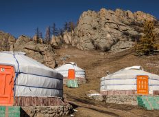 Nomadic Mongolia