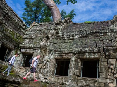 Ultimate Cambodian Adventure — Plus