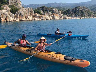 Turkey: Hike, Bike & Kayak