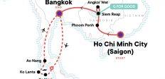 Classic Cambodia and Thai Islands – West Coast