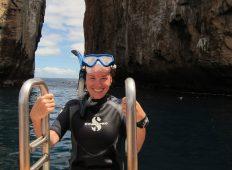 One Week in the Galapagos Islands