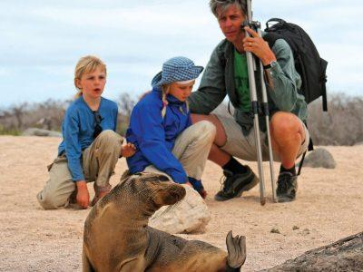 Galapagos Family Holiday