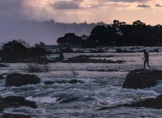 Southern Africa Northbound: Dunes, Deltas & Falls