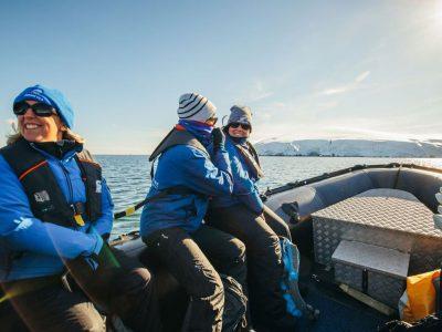 Best of Antarctica from Punta Arenas