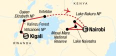 East Africa Gorilla & Safari Experience