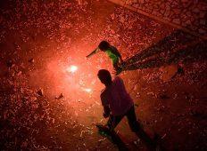 India's Golden Triangle - Diwali Festival
