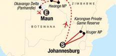 Southern Africa Safari Experience