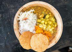 India Vegan Food Adventure