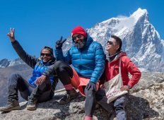 Epic Everest Base Camp Trek