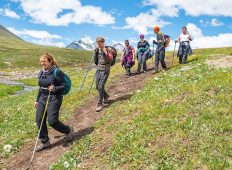 Altai Mountains Expedition: Kazakhstan to Mongolia