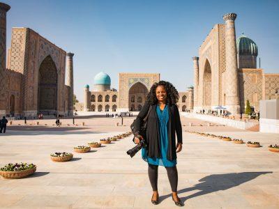 Central Asia: Five Stans Adventure
