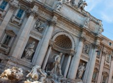 London to Rome: Picnics & Pizza