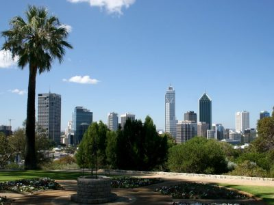 Melbourne to Perth Overland