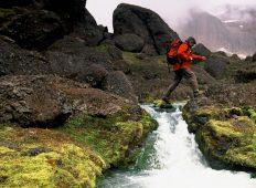 Trekking Eastern Iceland