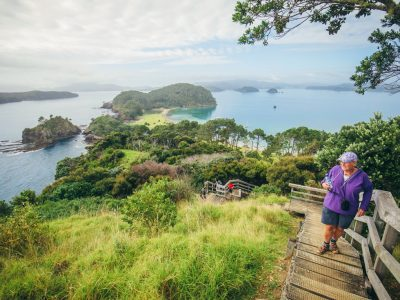 New Zealand North Island Explorer Southbound