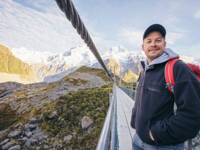 New Zealand Adventure Southbound