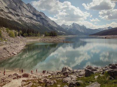 Canadian Rockies: National Parks Westbound