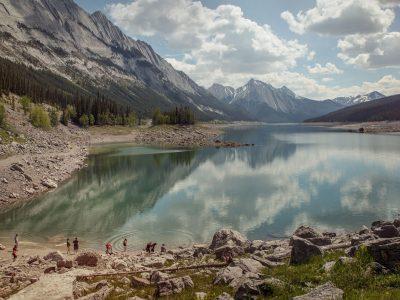 Canadian Rockies Encompassed