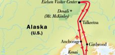 Alaska Family Journey: Wilderness Explorer