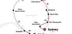 Best of the Red Centre and Eastern Australia — Plus