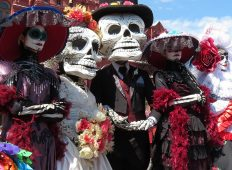Mexico City: Day of the Dead Original