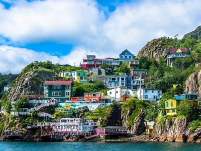 Nova Scotia & Newfoundland Expedition: St John's to Halifax