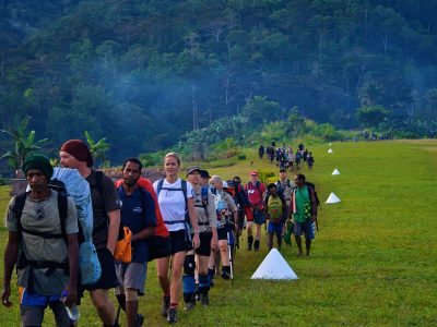 The Kokoda Track