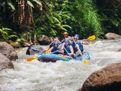 Bali & Lombok: Hike, Bike & Raft