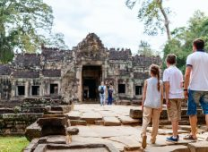 Cambodia Family Holiday with Teenagers