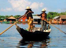 Cambodia Encompassed
