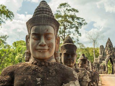 Cambodia & Vietnam Experience