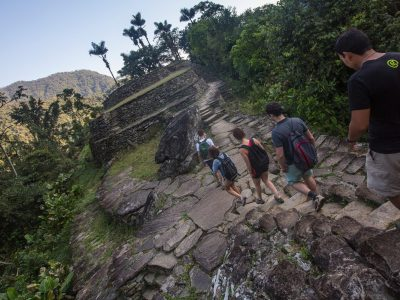 Caribbean Adventure: the Lost City trek & Medellín