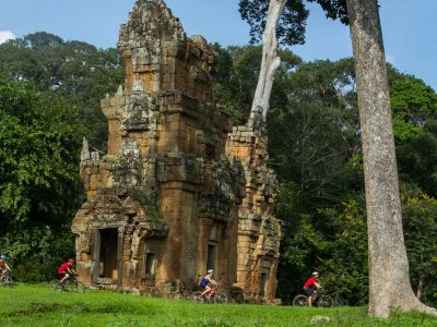 Cambodia: Hike, Bike & Kayak