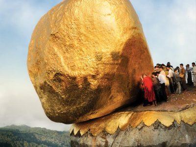 Myanmar Golden Rock Short Break