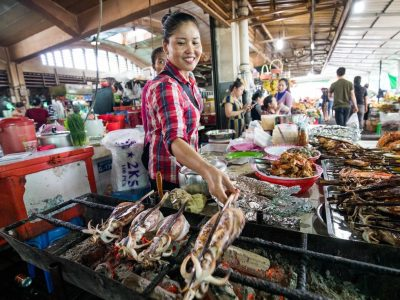 Vietnam & Cambodia Real Food Adventure