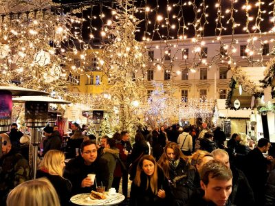 Europe Christmas Markets: Budapest to Zagreb