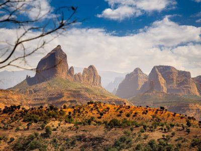Trek Ethiopia: The Simien Mountains