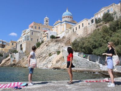 Greece Retreat: Syros Island
