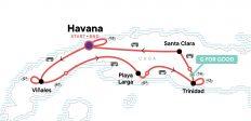 Biking Cuba