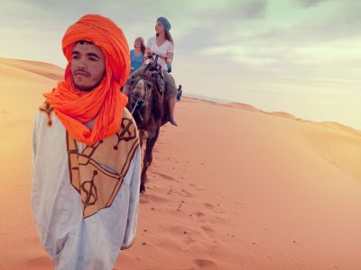 Morocco Kasbahs and Desert — Plus