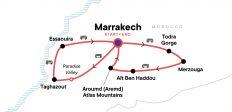 Morocco: Deserts & Beaches