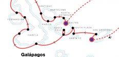 Galápagos — East, Central, & West Islands aboard the Eden