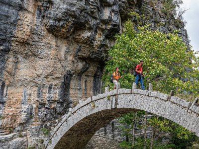 Hiking Northern Greece