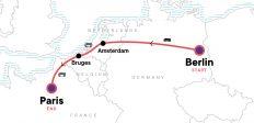 Berlin to Paris: Bikes & Beer Gardens